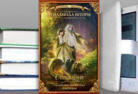 Книга Розалинды Шторм: Академия магических близнецов. Отражение