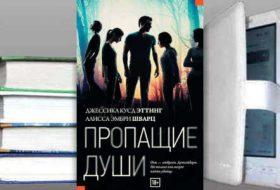 Книга Алиссы Эмбри Шварц: Пропащие души