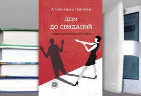 Книга Александра Цыпкина: Дом до свиданий и новые беспринцЫпные истории