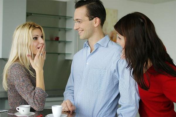 Как превратить друга или коллегу в любимого
