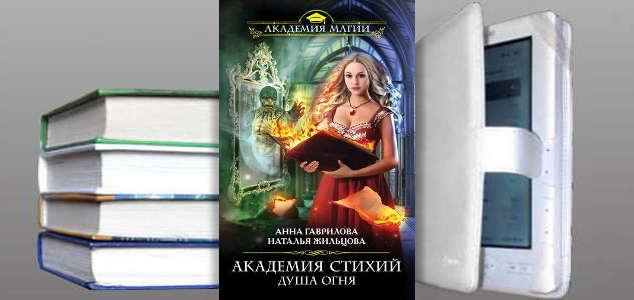 Книга Академия Стихий. Душа Огня
